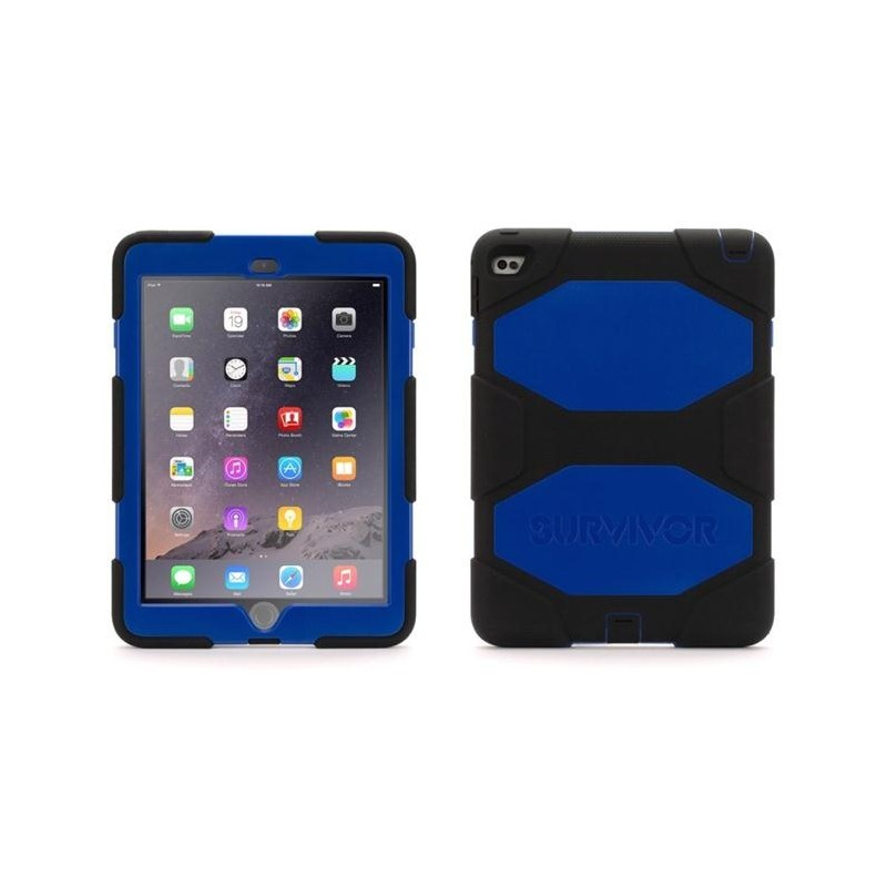 Griffin Survivor All-Terrain Étui iPad Air 2 / iPad Pro 9.7 bleu