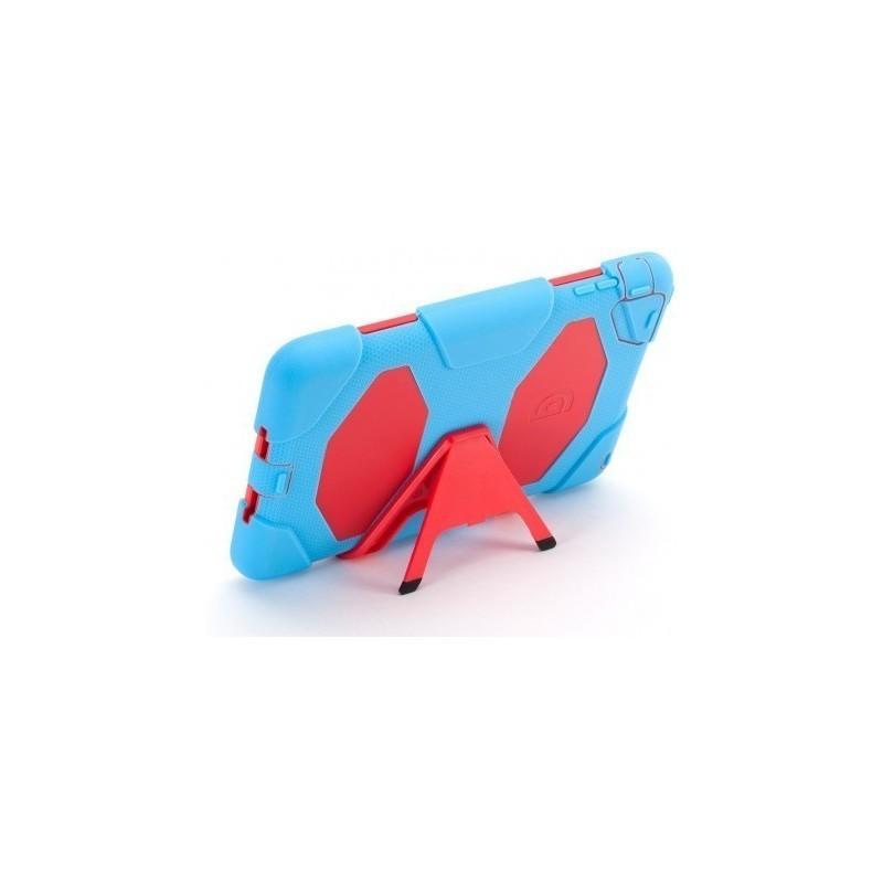Griffin Survivor All-Terrain Étui iPad Mini 1/2/3 bleu/rouge