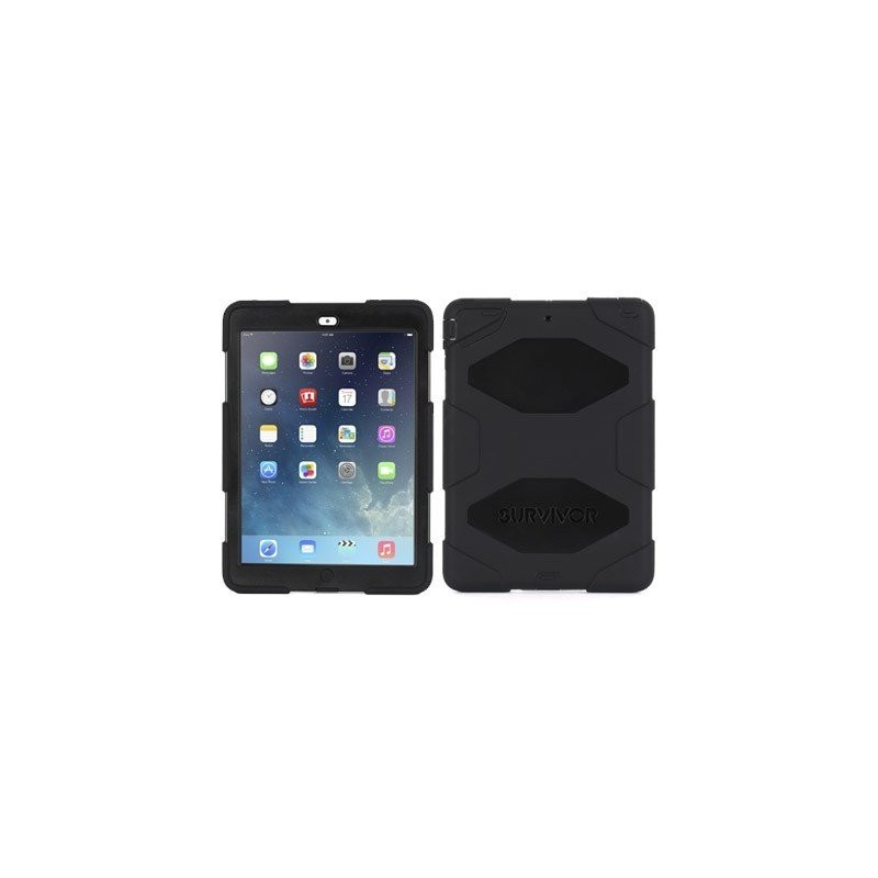 Griffin Survivor All-Terrain Étui iPad Air 1 noir
