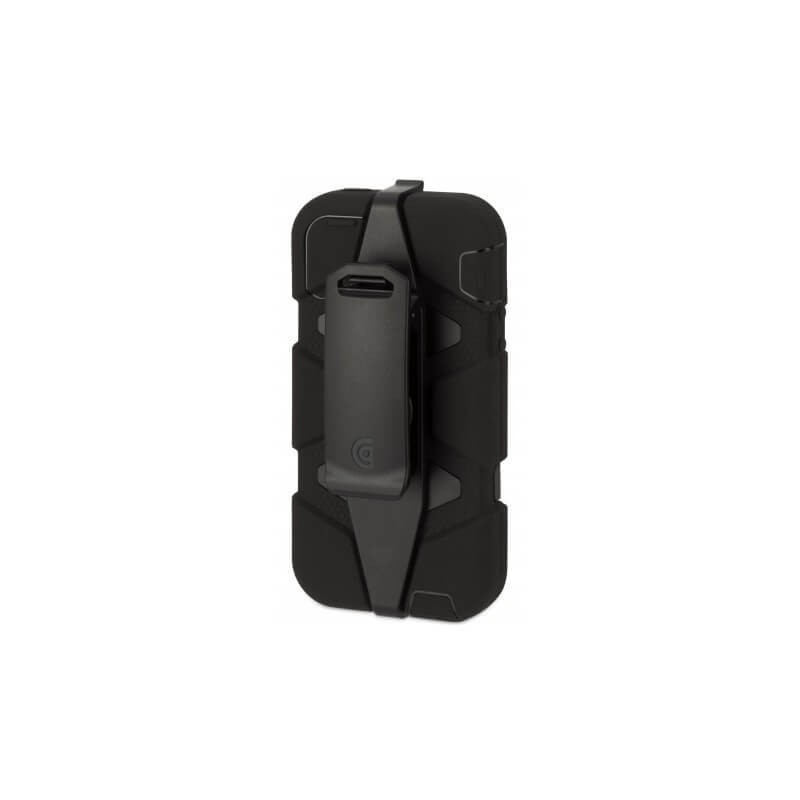 Griffin Survivor Coque Dure tout-terrain iPhone 5(S) / SE noir