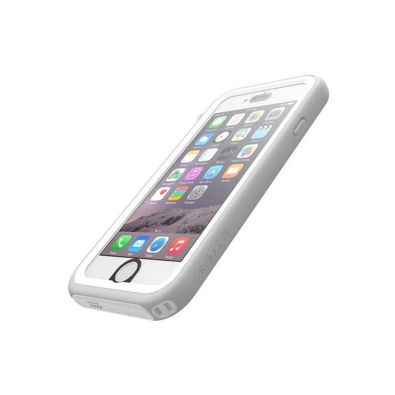 Catalyst Coque waterproof iPhone 6(S) blanc / gris