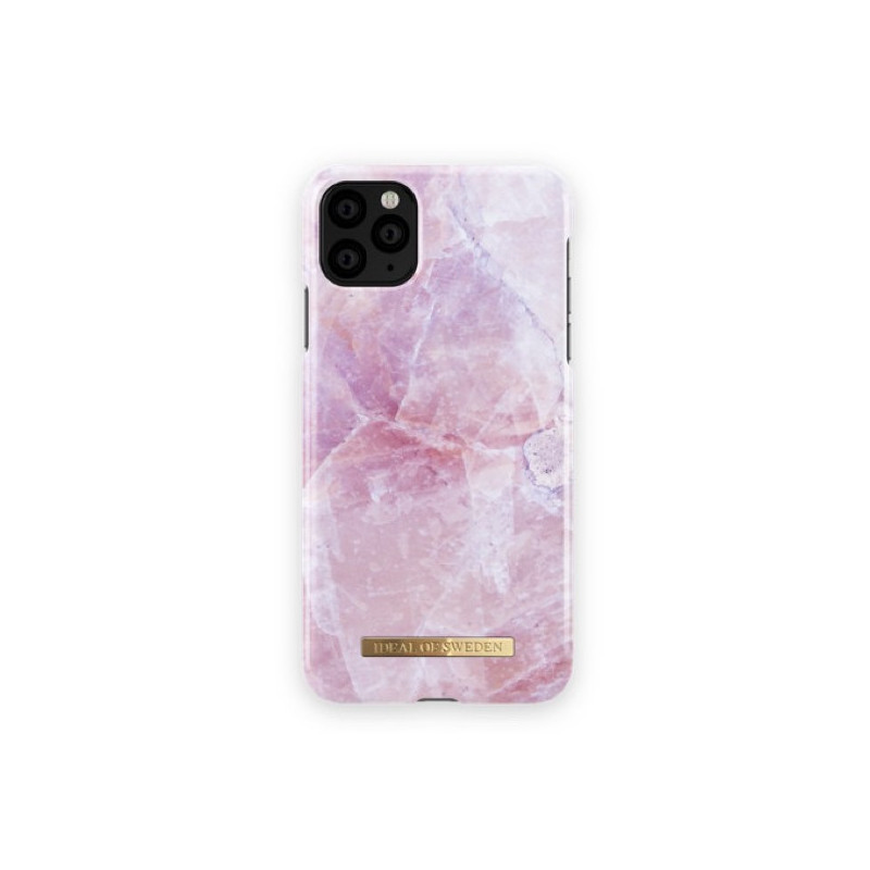 iDeal of Sweden Coque Fashion iPhone 11 Pro marbre rose