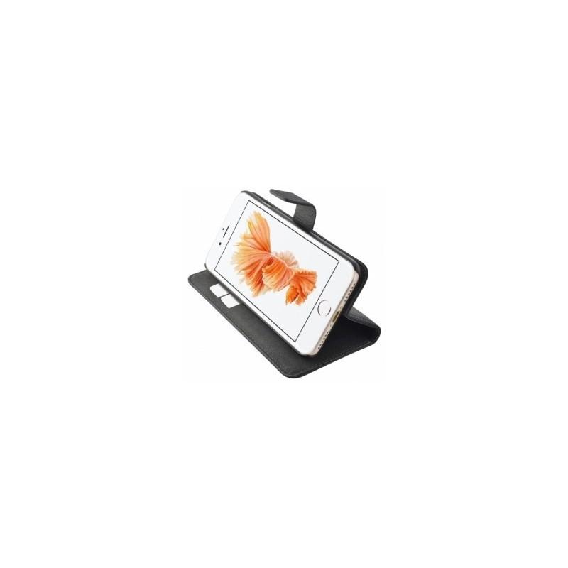 Mobiparts Premium Wallet Case iPhone 7 / 8 zwart