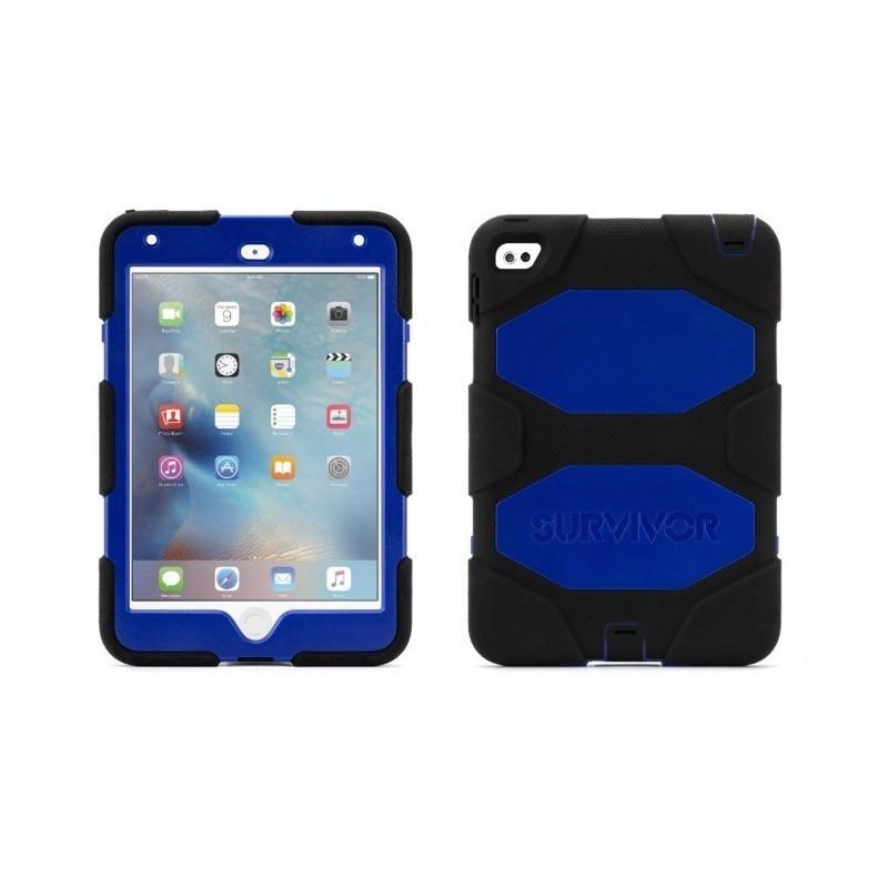 Griffin Survivor All-Terrain iPad Mini 4 bleu/noir