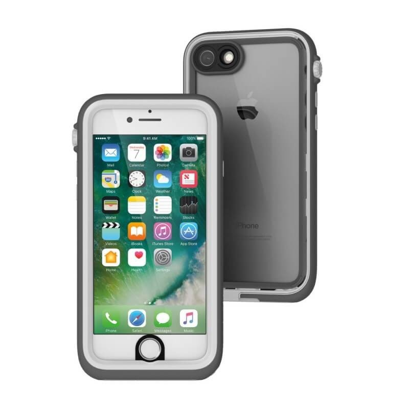Catalyst Coque waterproof iPhone 7 blanc