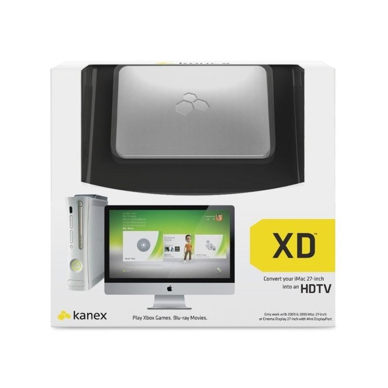 Kanex XD (HDMI avec iMac et affichage de cinéma)