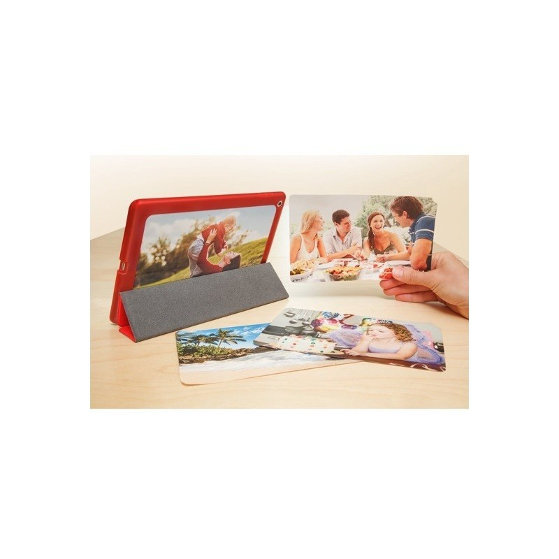 Kensington Comercio Customise Me case iPad Air 1 rood