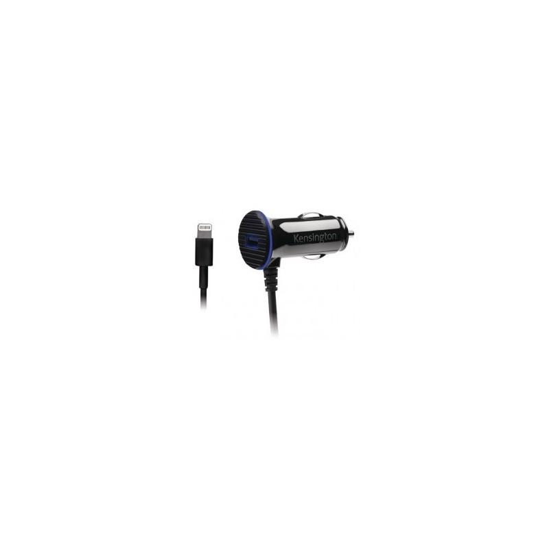 Câble Chargeur Voiture Lightning Kensington Powerbolt Duo 3.4 Amp