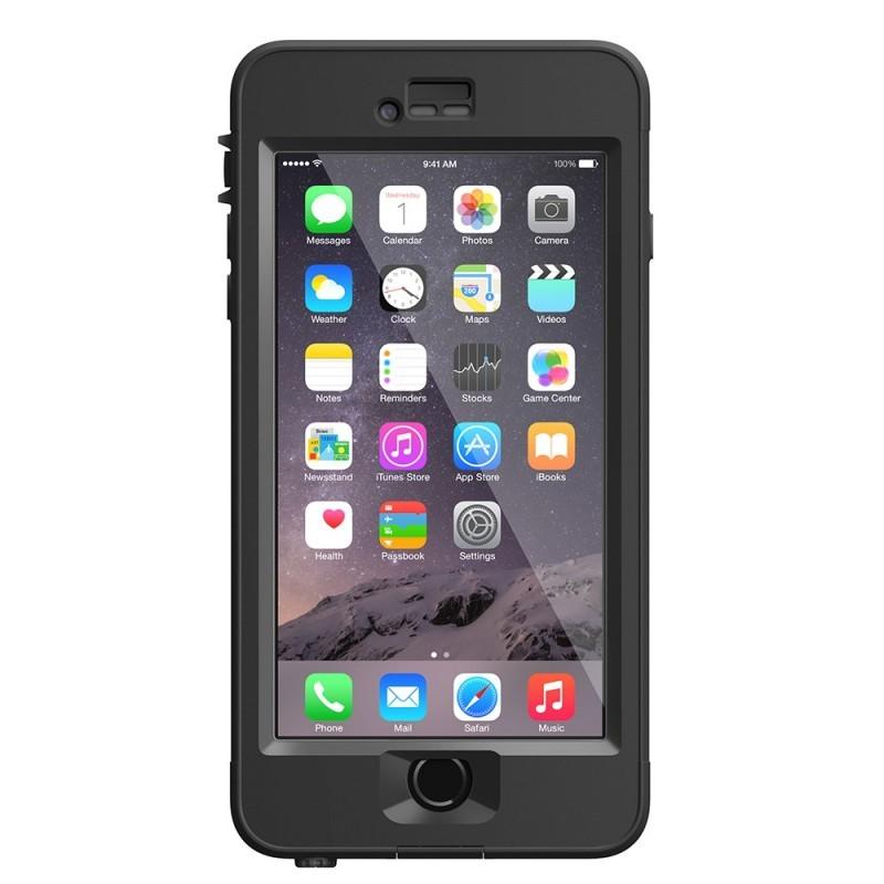 Lifeproof Nüüd case iPhone 6S Plus zwart