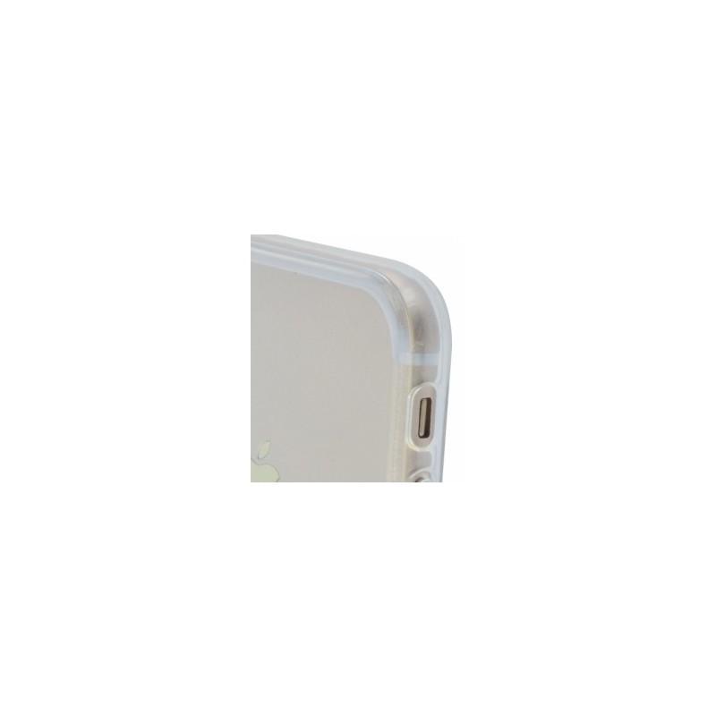 Mobiparts Essential TPU Case iPhone 7 / 8 / SE 2020 Transparant