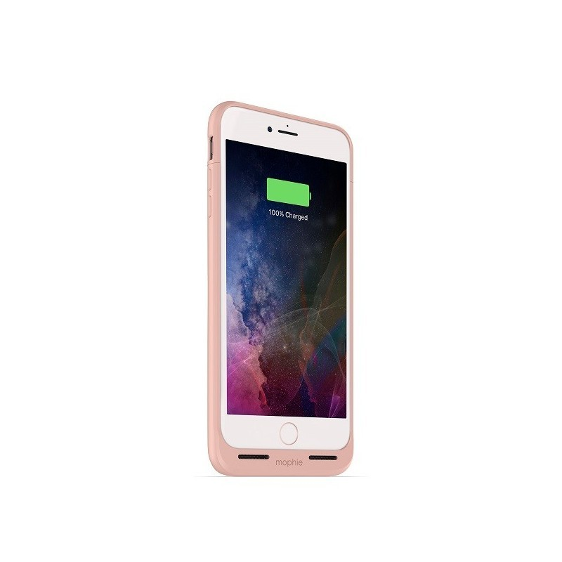 Mophie Coque Batterie Juice Pack Air iPhone 7 / 8 Plus or rose