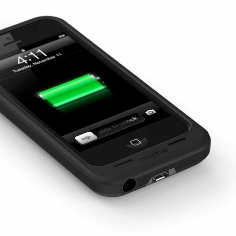 Mophie Coque Batterie Juice Pack Air iPhone 5 (S) / SE Blanche