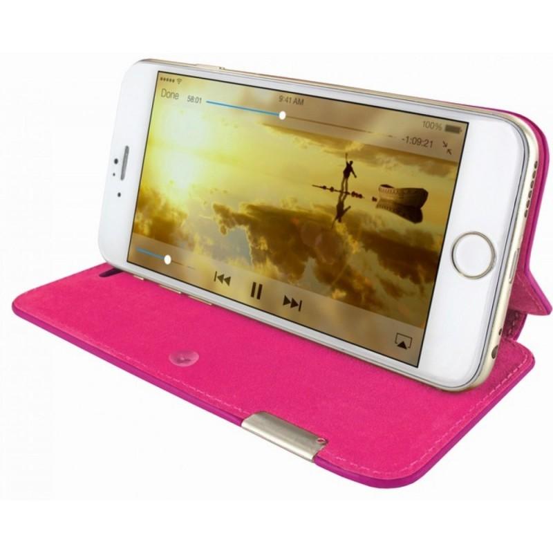 Piel Frama FramaSlim iPhone 6(S) Crocodile Fuchsia