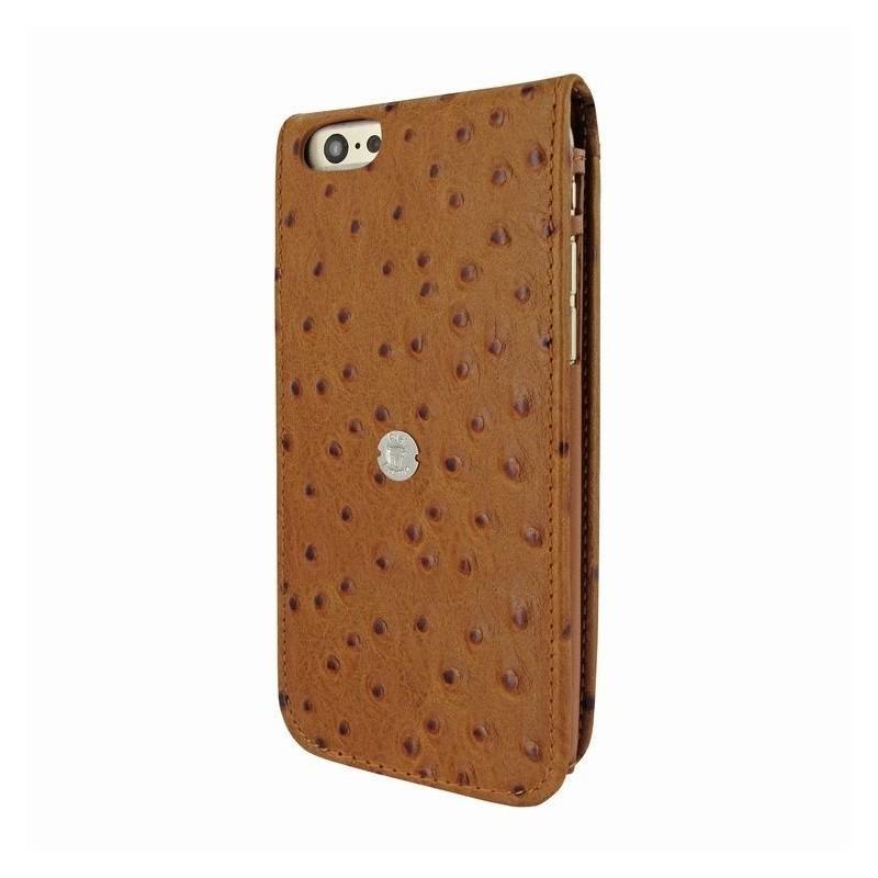 Piel Frama iMagnum iPhone 6 Ostrich Tan
