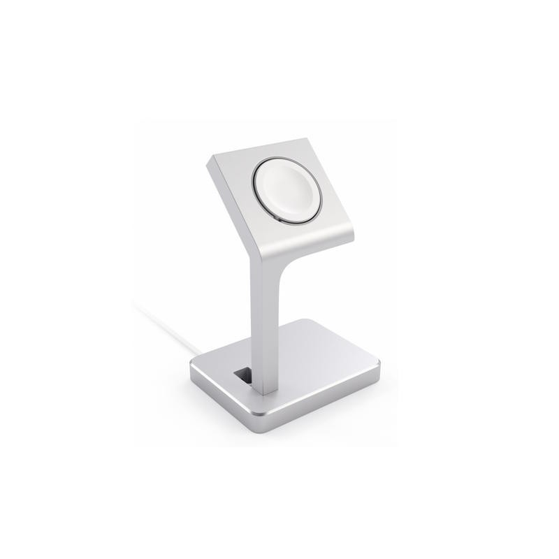 Satechi Support pour Apple Watch - Argent - Aluminium