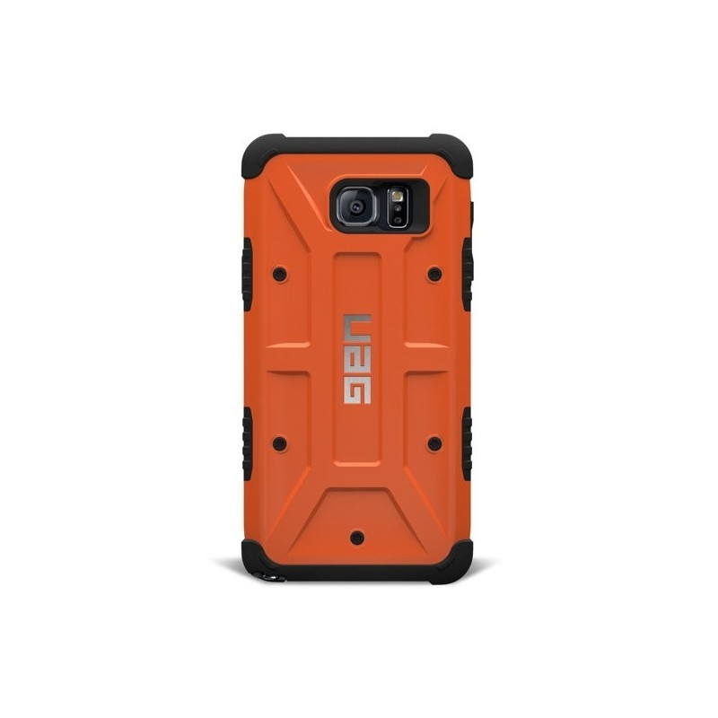 UAG Coque Antichoc Outland Samsung Galaxy Note 5 orange
