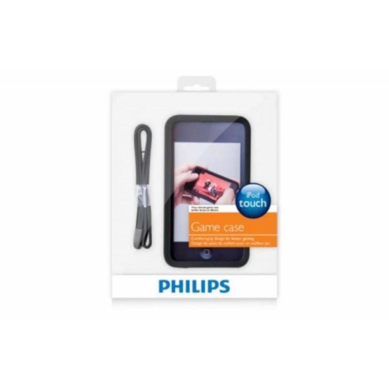 Coque Philips pour iPod Touch spéciale gaming Noire