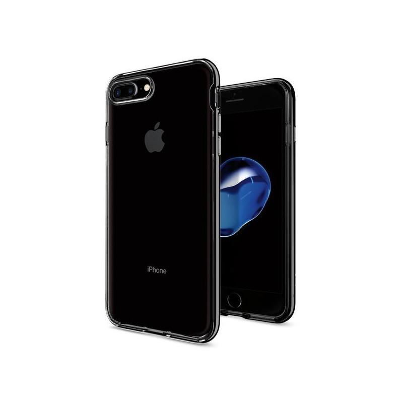 Spigen Neo Hybrid Crystal Coque iPhone 7 / 8 Plus grise