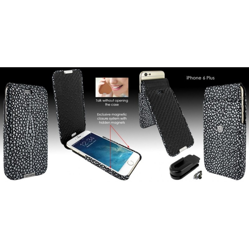 Piel Frama iMagnum iPhone 6(S) Plus Stingray zwart