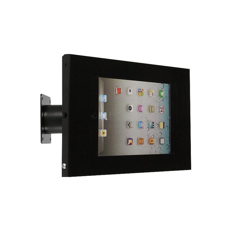 Socle mural pour iPad et Galaxy Tab - Noir