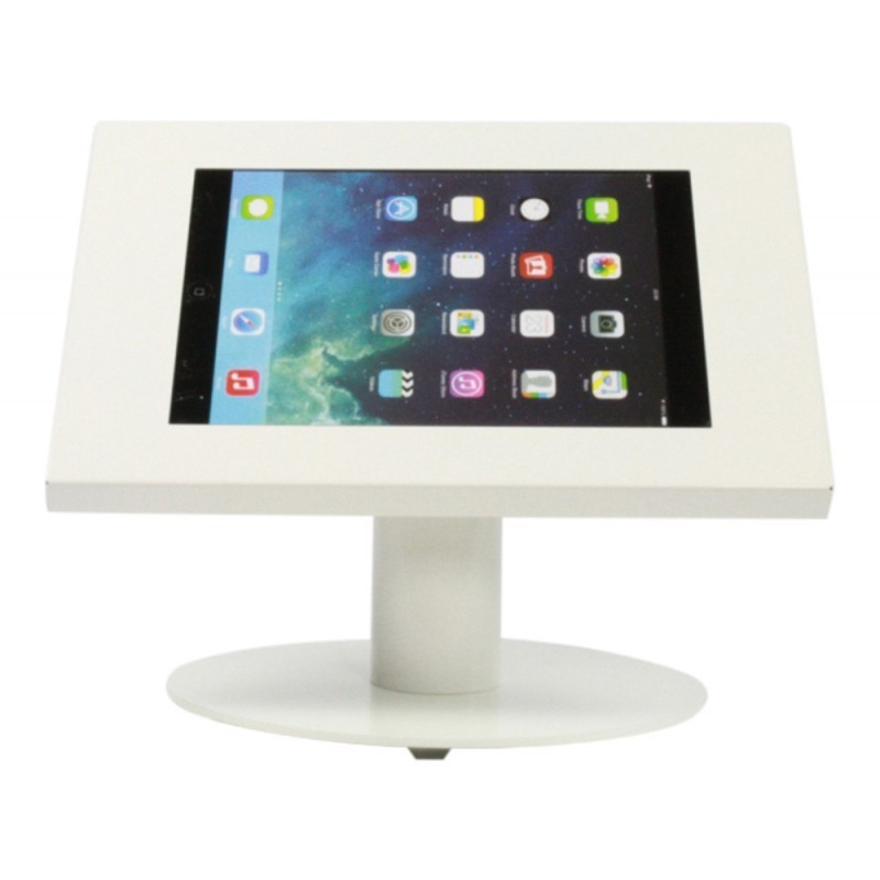 Socle pour iPad et Galaxy Tab - Blanc