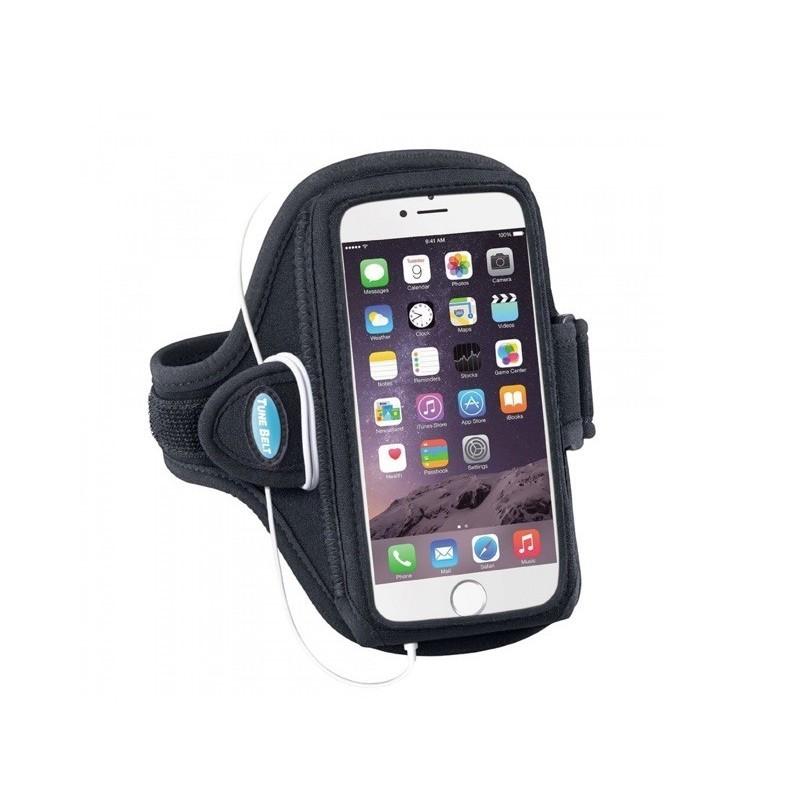 Tune Belt - Brassard Running iPhone 6(S) / 7 / 8 Plus Noir