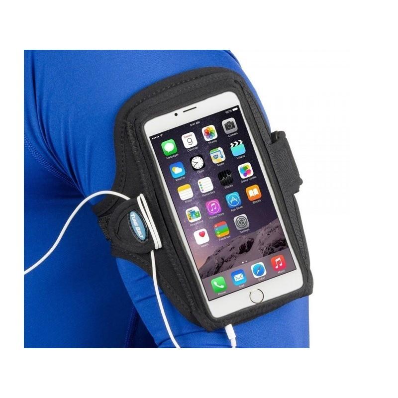 Tune Belt - AB90 Brassard Running iPhone Samsung - Noir