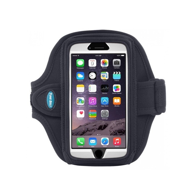 Tune Belt Sport brassard AB91 iPhone 6(S) Plus Noir