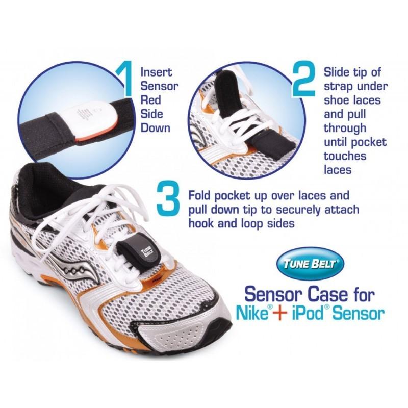 Tune Belt SC1 Étui pour capteur Nike Plus