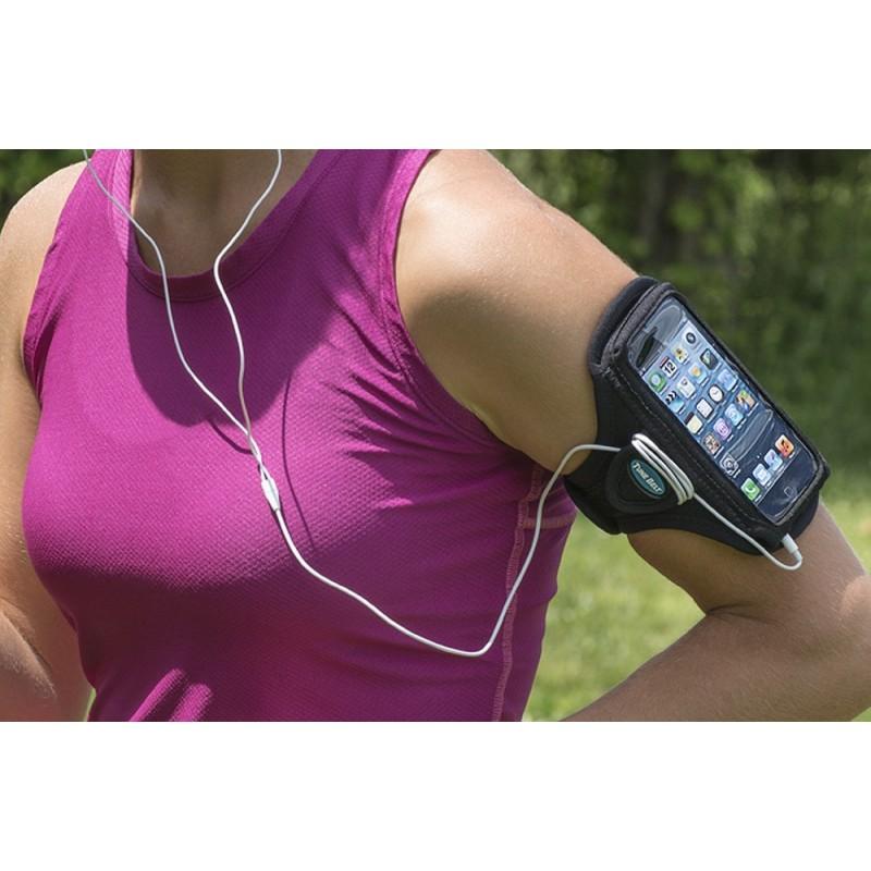 Tune Belt - Brassard Running iPhone 5 / 5S / 5E - Noir