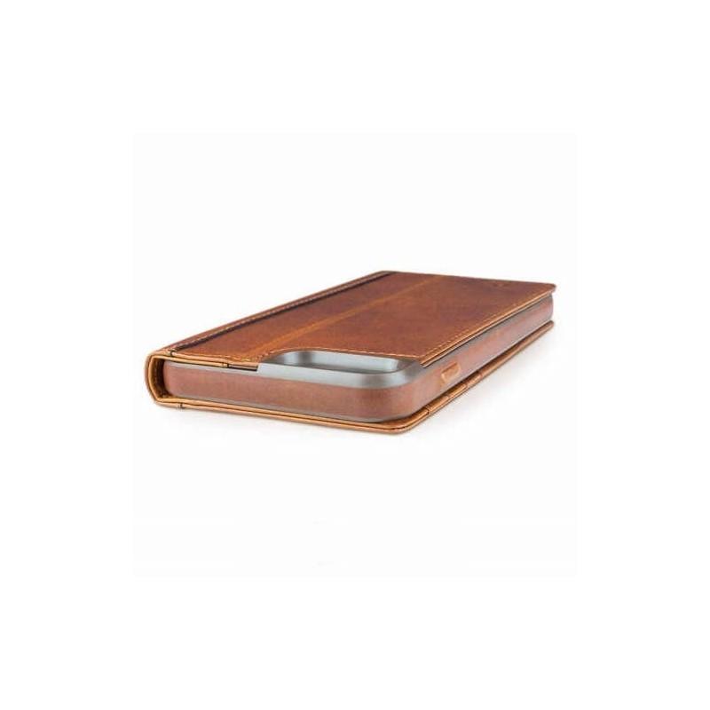 Twelve South Journal Portefeuille iPhone 7 / 8 / SE 2020  Cognac