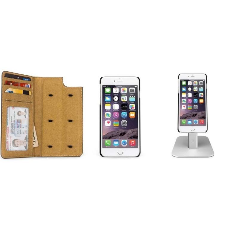 Twelve South BookBook étui iPhone 6(S) Plus noir