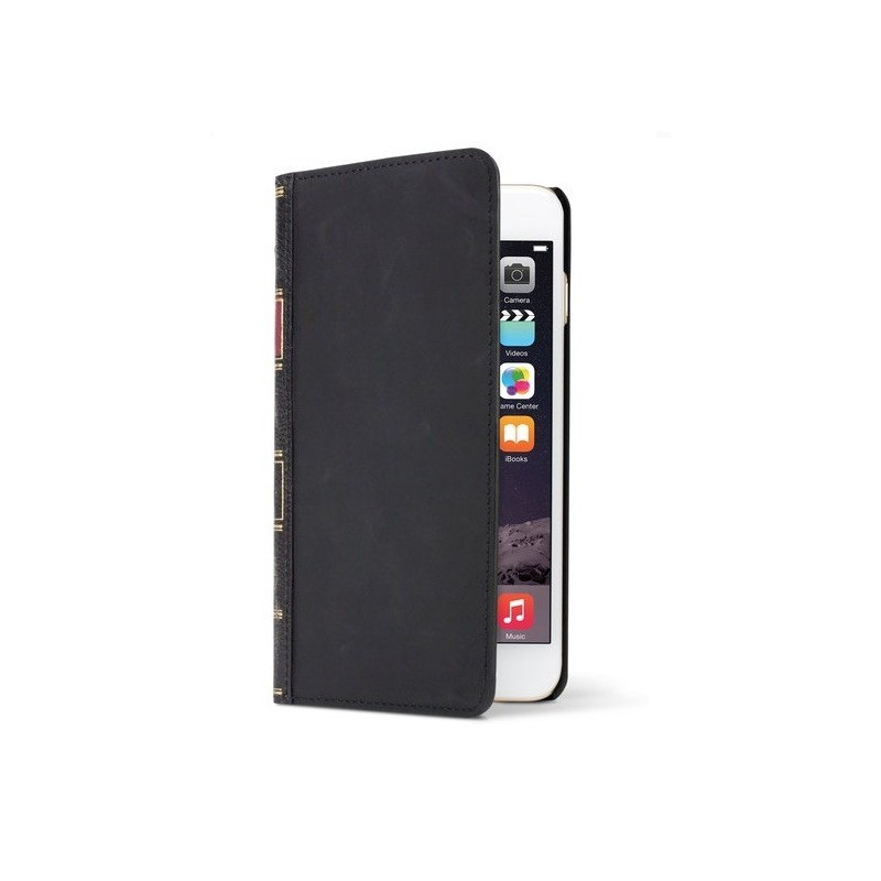 Twelve South BookBook étui iPhone 6(S) noir