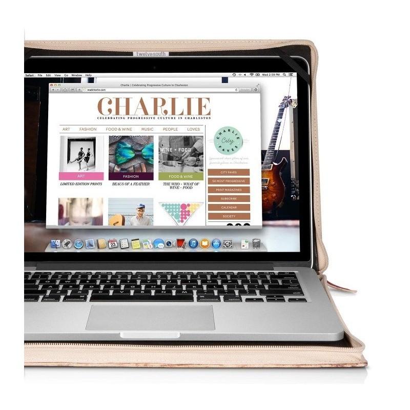 "Twelve South BookBook housse MacBook Air 11"" Rutledge"