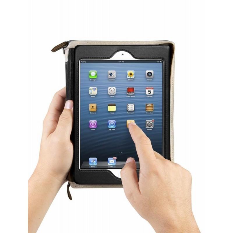 Twelve South BookBook étui iPad Mini 1/2/3/4 marron