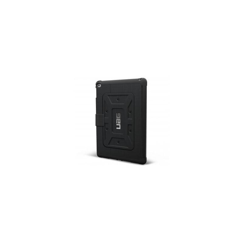 UAG Coque Antichoc Folio Scout iPad Air 2 Noire