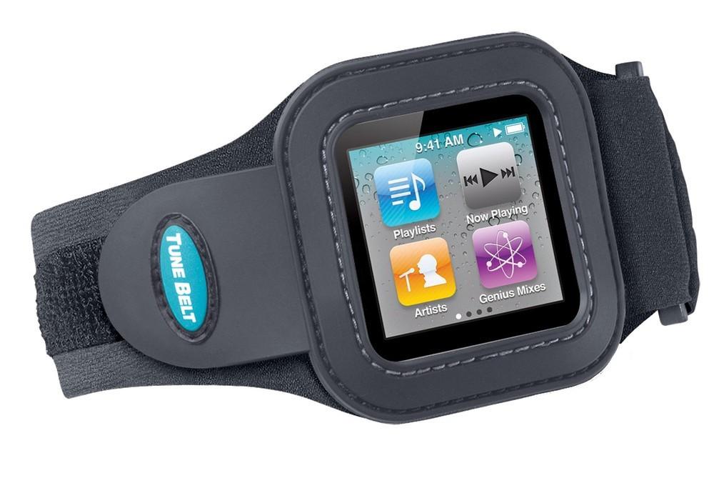 Tune Belt - Brassard Running iPod Nano 6G Noir