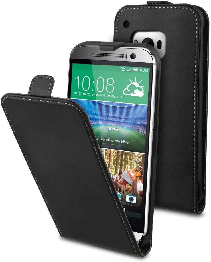Muvit Slim Case One M9 Black