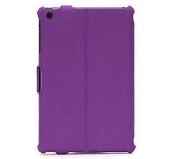 Griffin Journal Booklet étui iPad Mini 1/2/3 violet