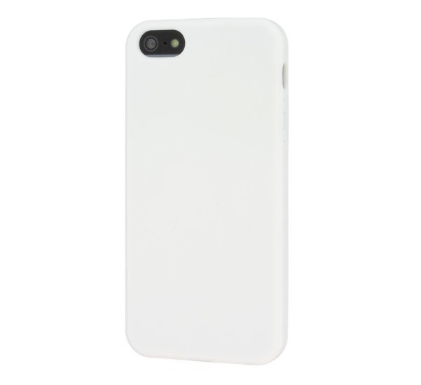 Muvit - Coque iPhone 5 / 5S de protection - En Silicon