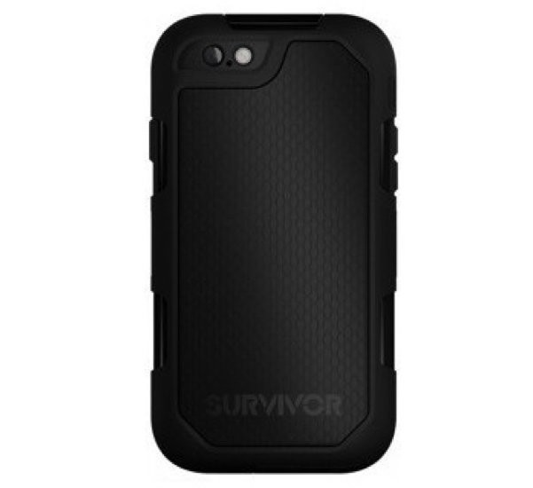 Griffin Survivor Summit étui iPhone 6(S) Plus noir