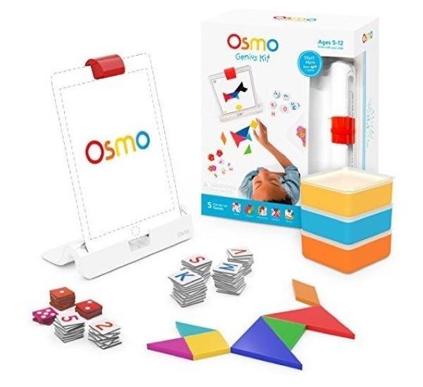 Osmo Genius Kit 2017 - Jouets éducatifs pour enfants
