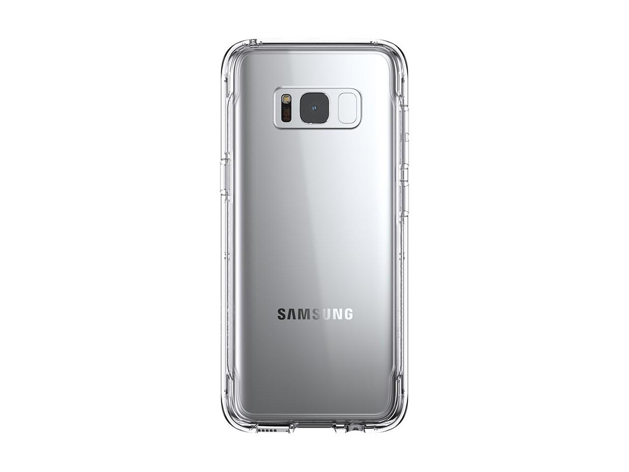 Griffin Survivor Clear étui Galaxy S8 Transparent