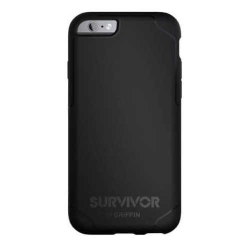 Griffin Survivor Journey étui épais iPhone 6(S) noir