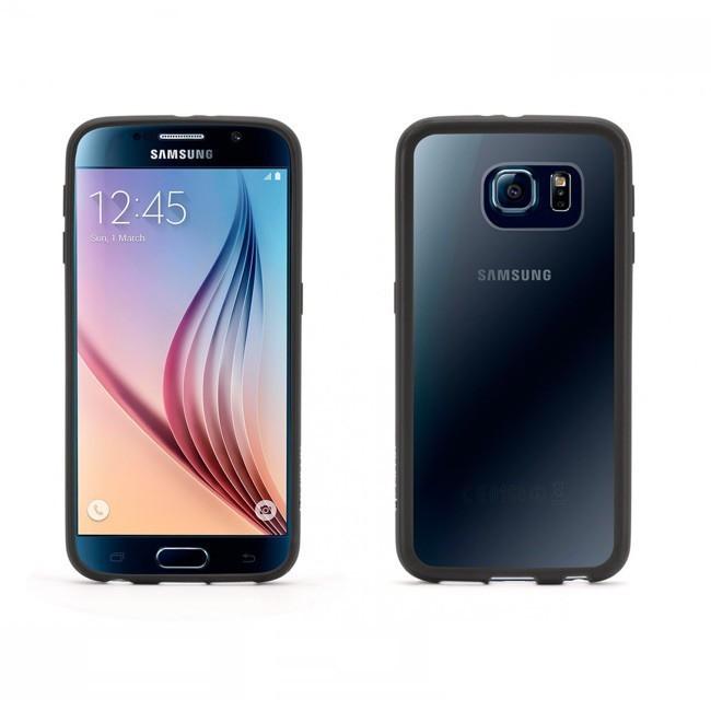 Griffin Reveal étui Galaxy S6 Noir