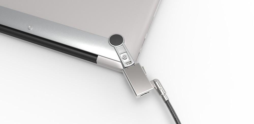 Maclocks Antivol en coin pour MacBook - Gris