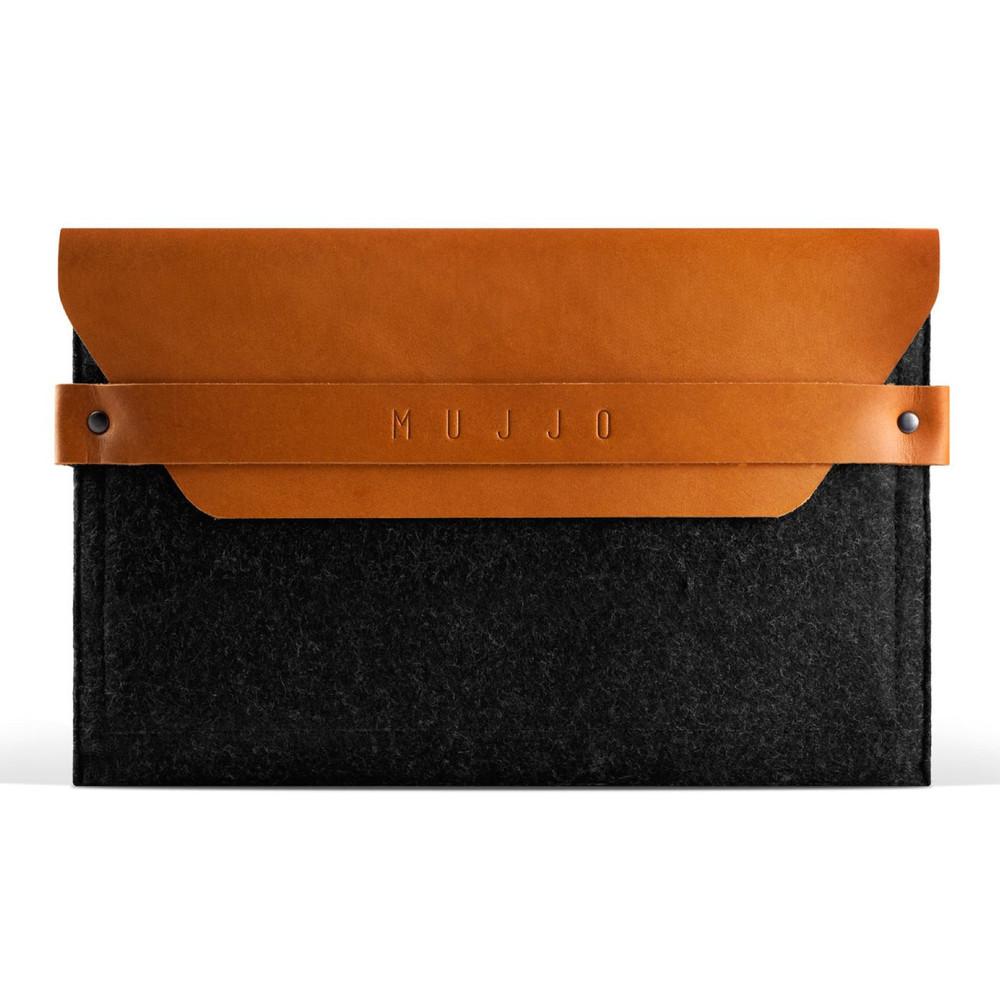 Mujjo Envelope - Pochette / Étui iPad Mini 1 /2 / 3 / 4 / 5 - Camel