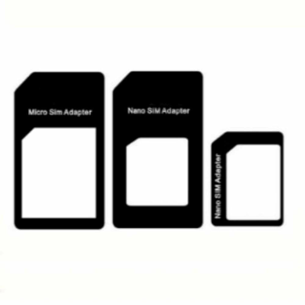 Adaptateur carte SIM - Nano et Micro
