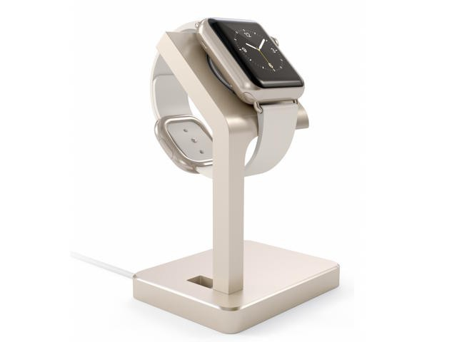 Satechi Support pour Apple Watch - Or - Aluminium