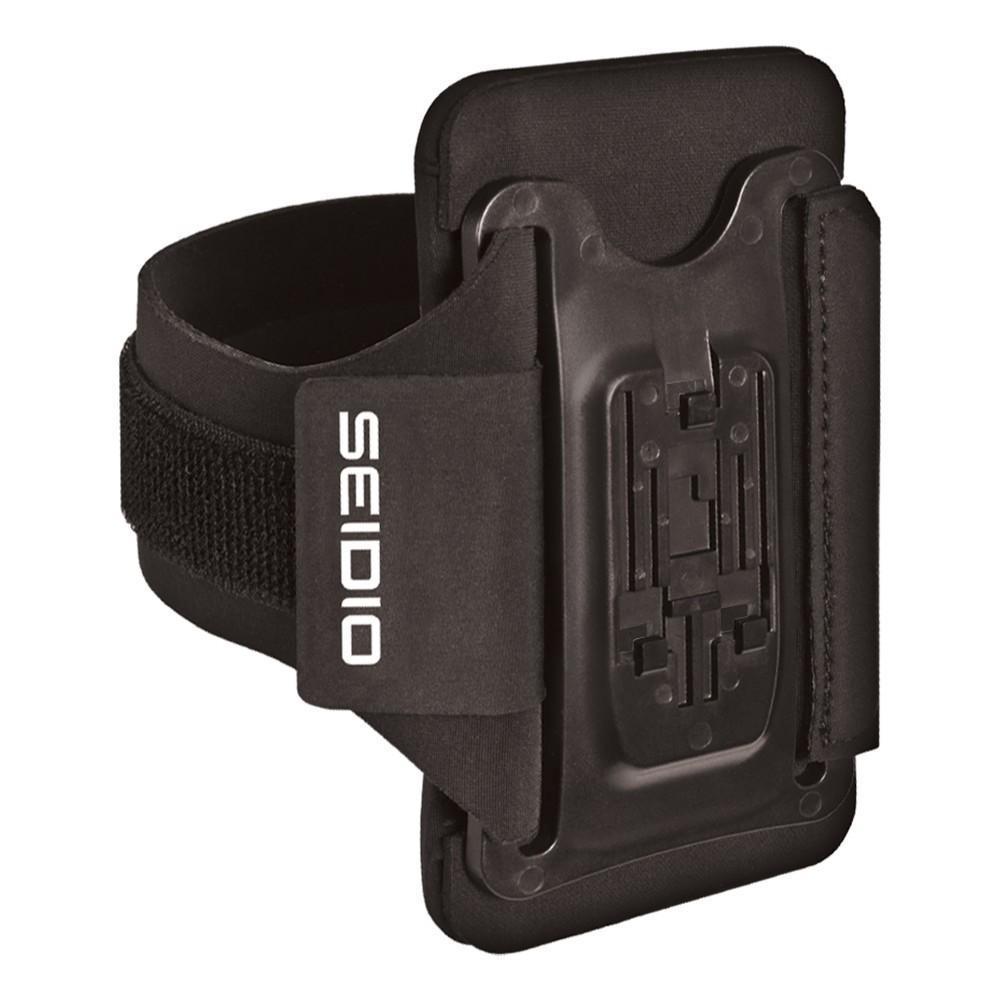 Seidio Armband zwart